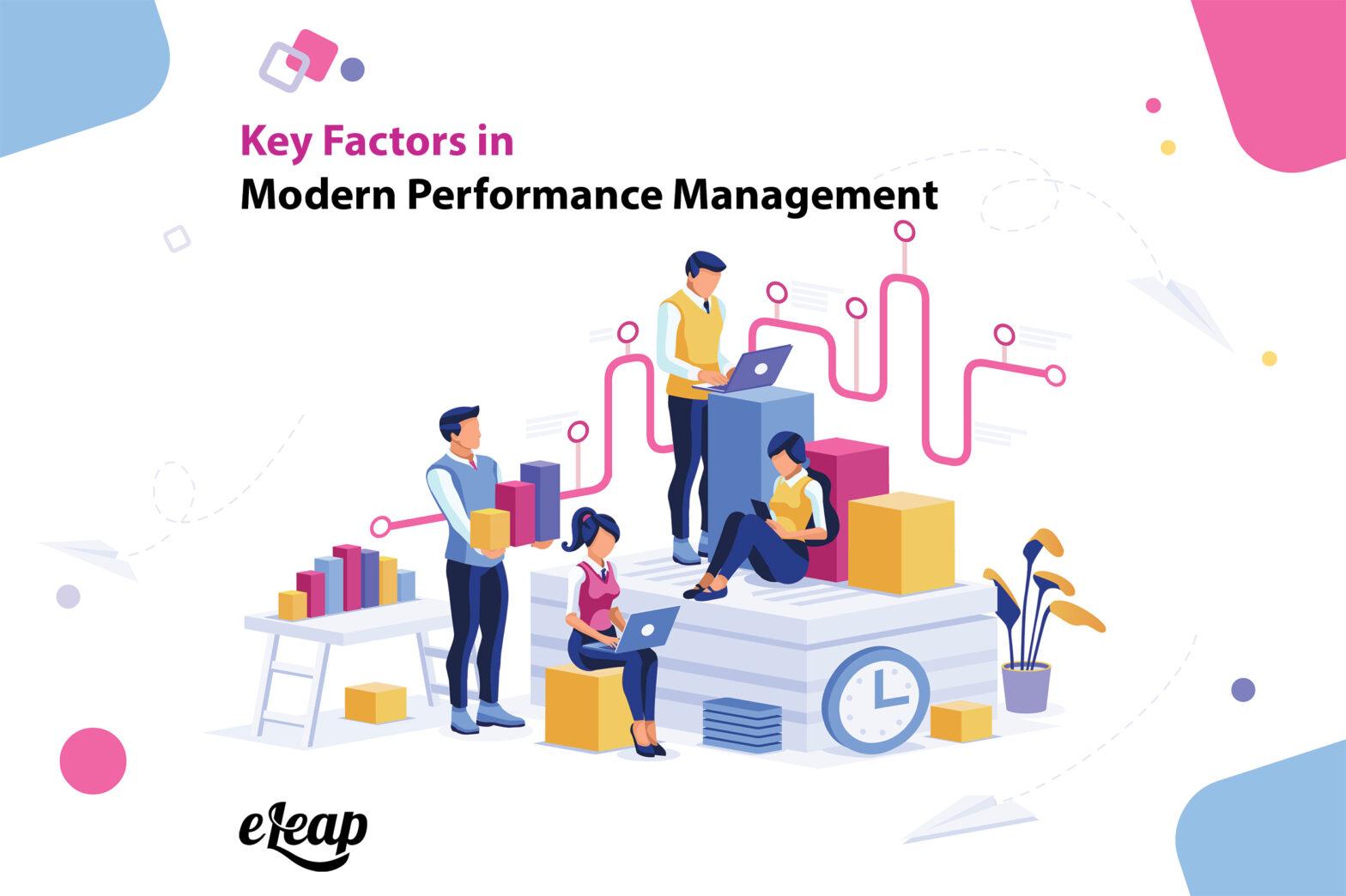 Key Factors in Modern Performance Management