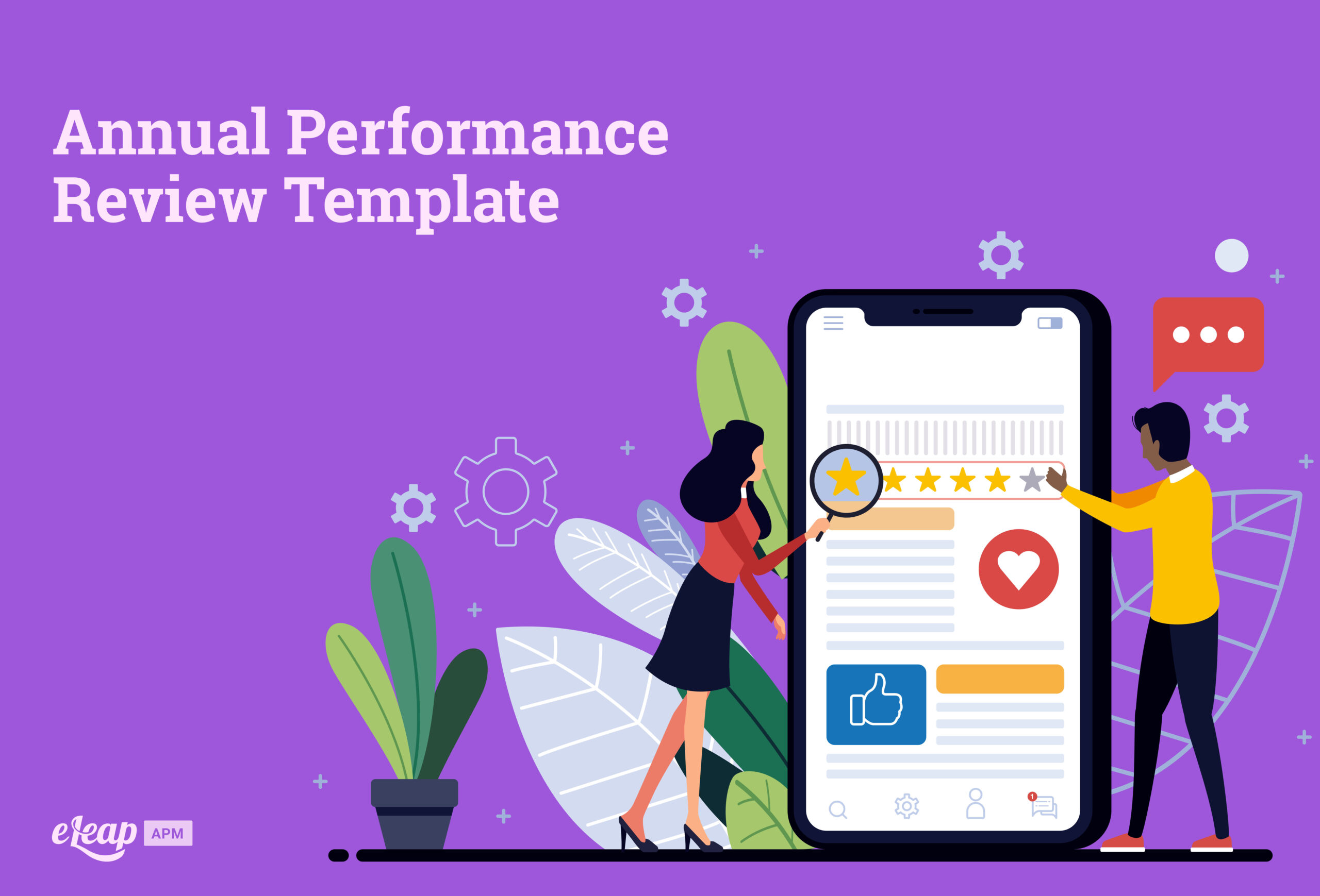Annual Performance Review Template