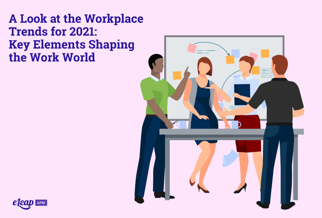 A Look at the Workplace Trends for 2021: Key Elements Shaping the Work World