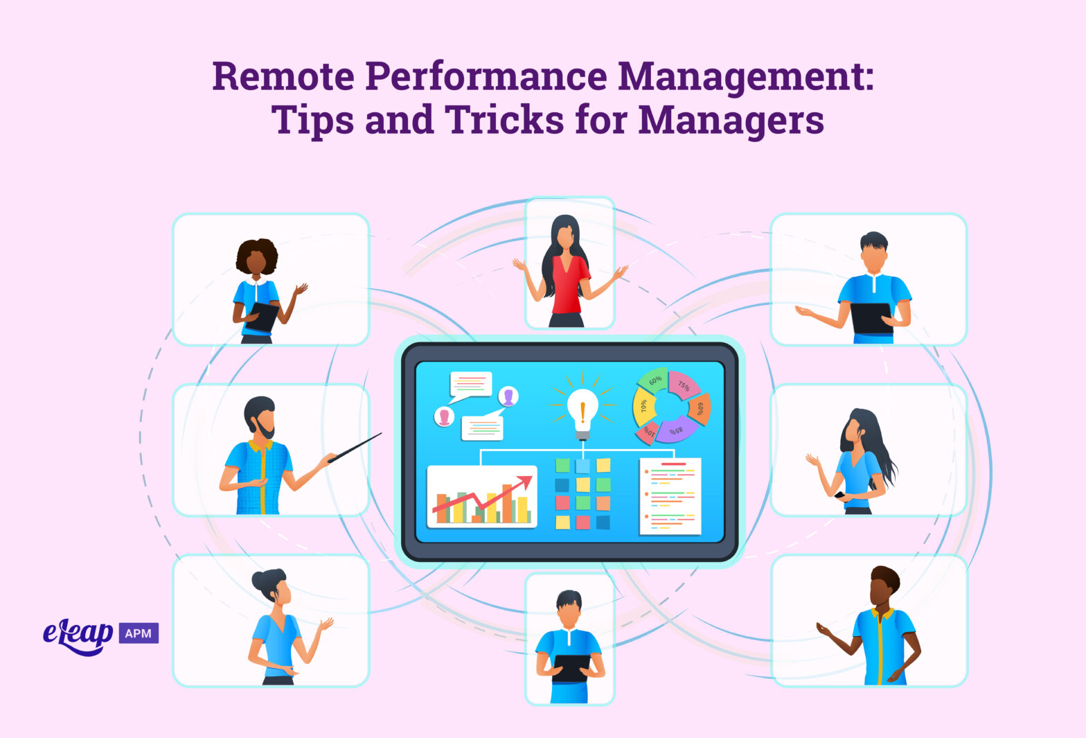 Remote Performance Management: Tips and Tricks for Managers