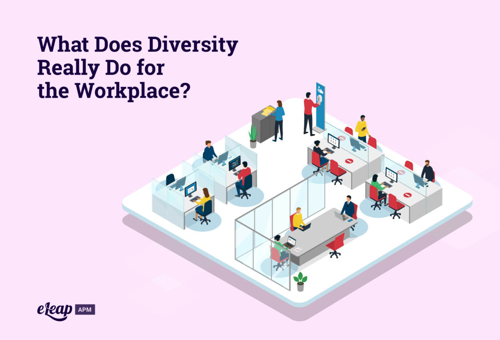 What Does Diversity Really Do for the Workplace?
