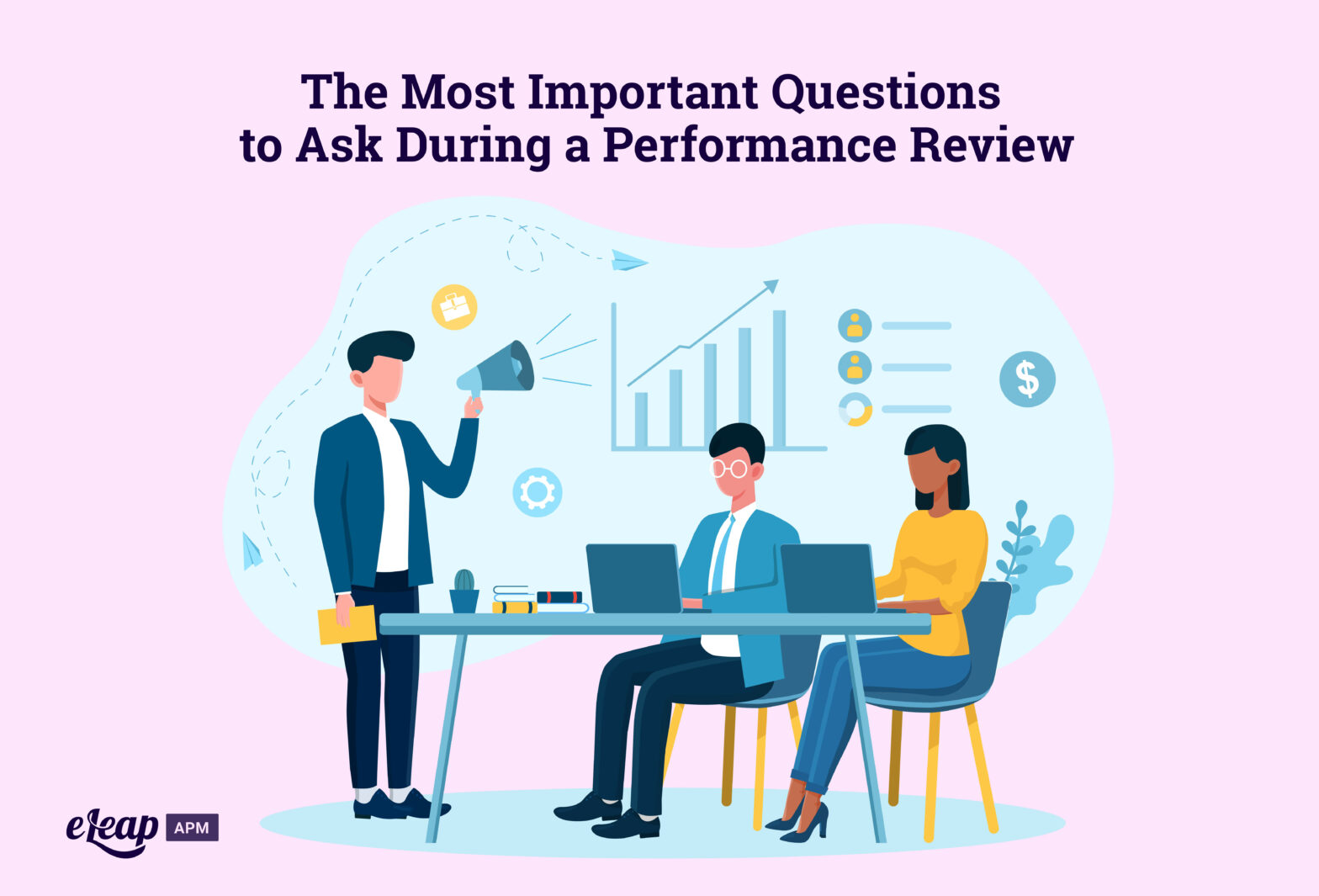 The Most Important Questions to Ask During a Performance Review