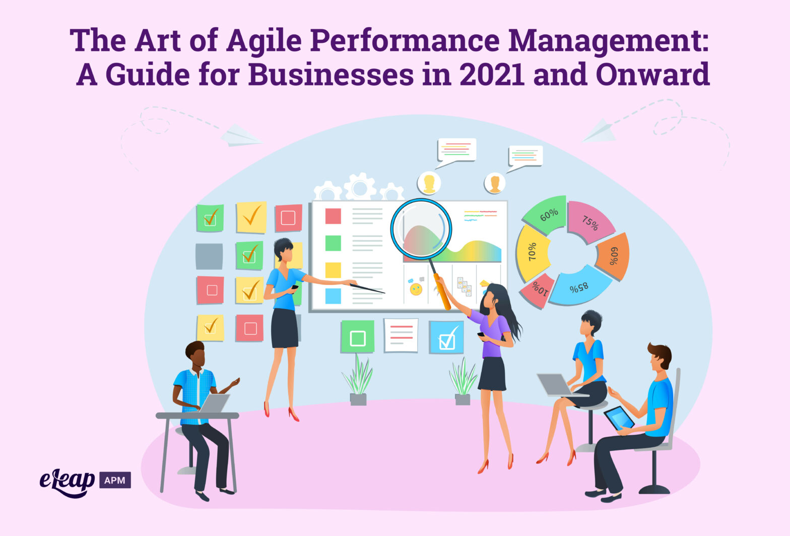 The Art of Agile Performance Management: A Guide for Businesses in 2021 and Onward