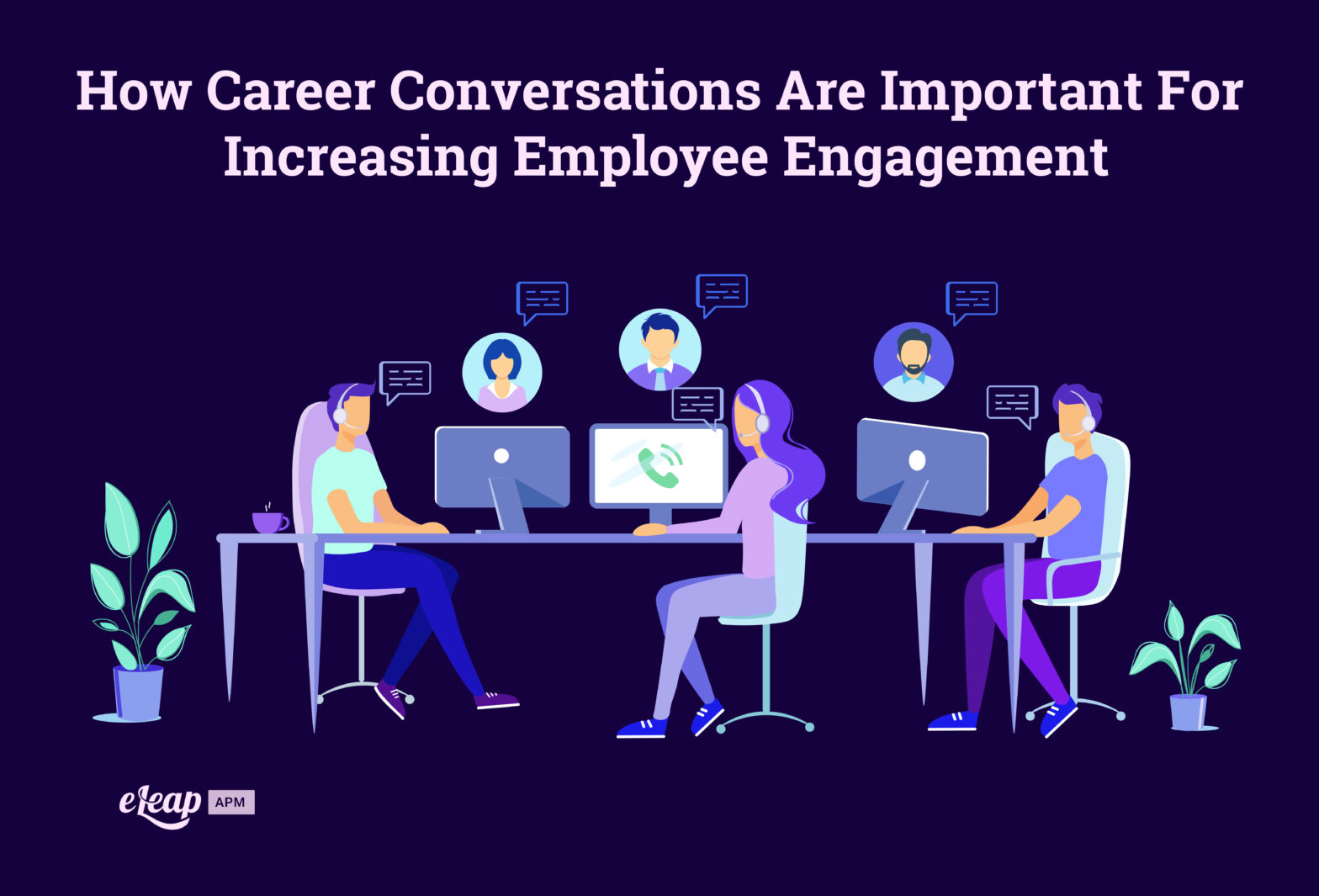 How Career Conversations Are Important For Increasing Employee Engagement