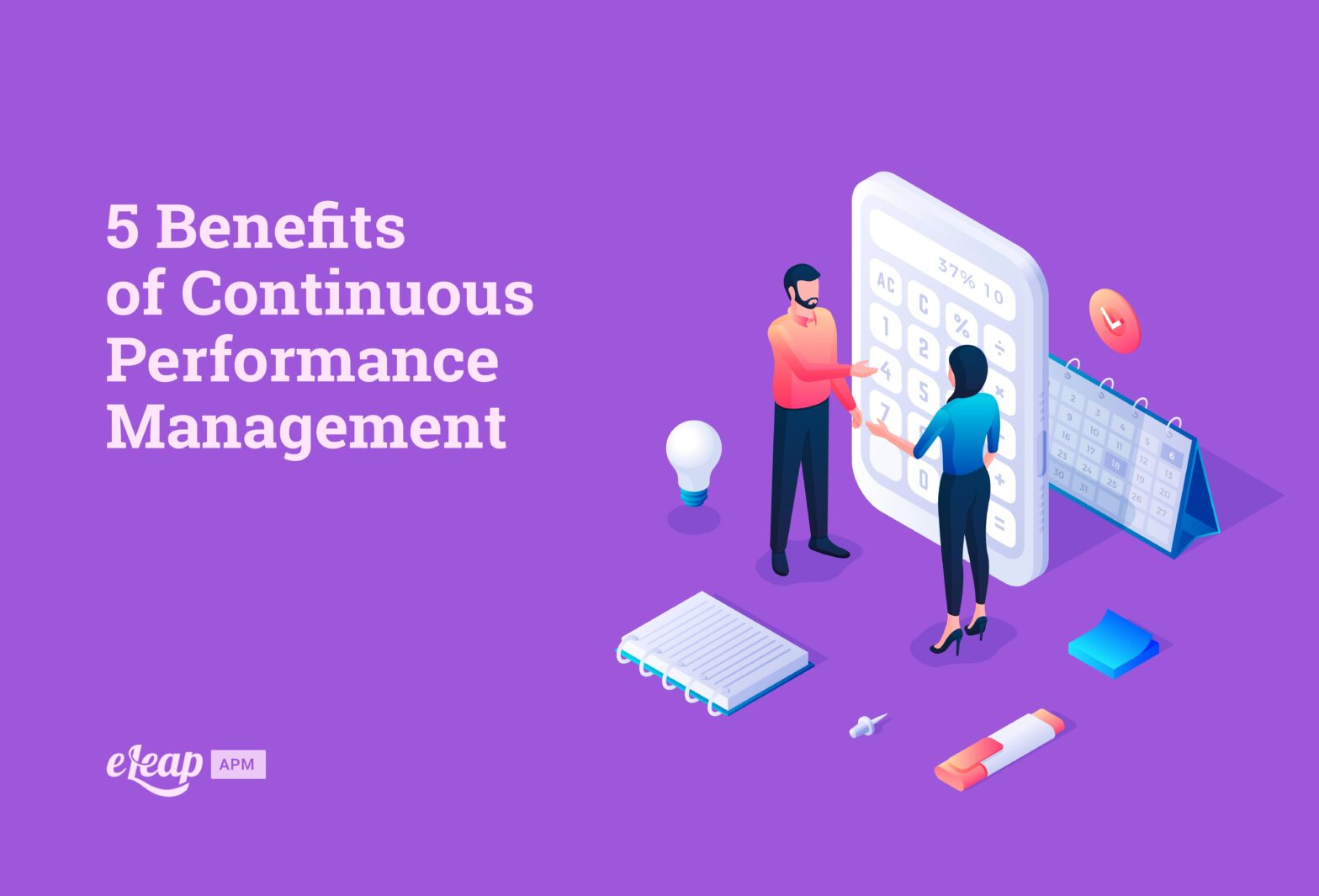5 Benefits of Continuous Performance Management